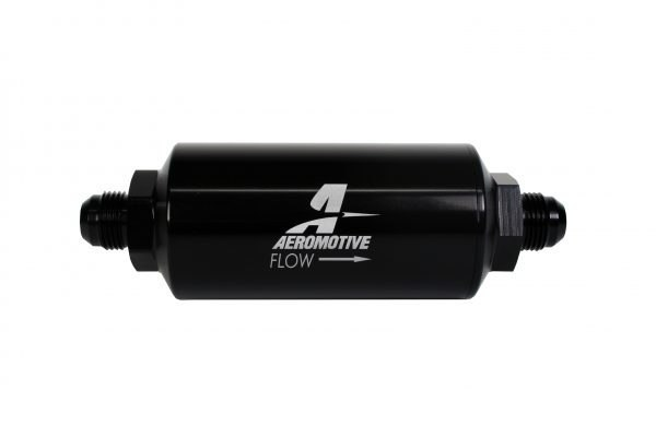 Filtr paliwa Aeromotive 10um AN6 Microglass - GRUBYGARAGE - Sklep Tuningowy